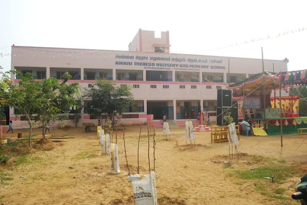 Mother Teresa School of Periyakrishnapuram